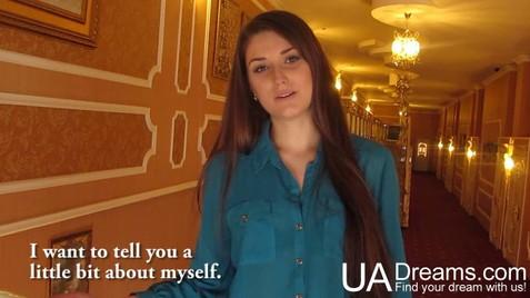 Juliana Zaporozhye 28 y.o. - intelligent lady - small public photo.