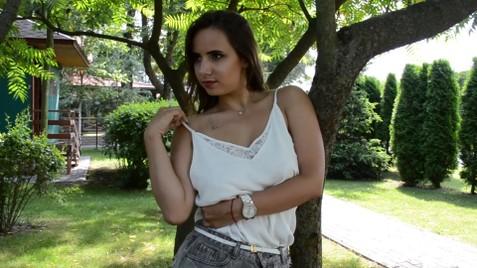 Vlada Lutsk 21 y.o. - intelligent lady - small public photo.