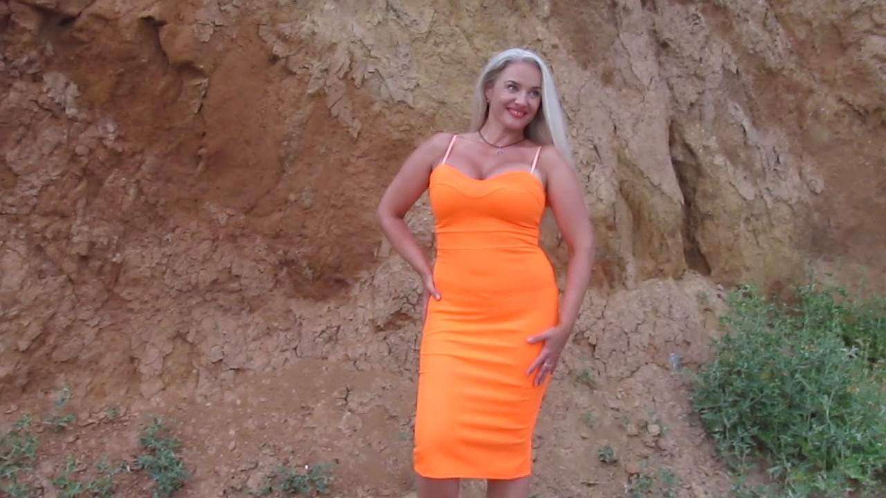 Iren Odessa 40 y.o. - intelligent lady - small public photo.