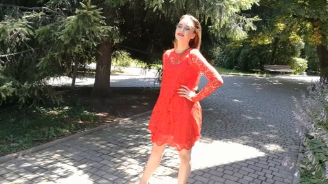 Anastasiya Ivano-Frankovsk 23 y.o. - intelligent lady - small public photo.