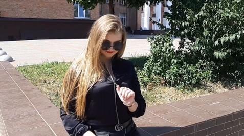 Anna Cherkasy 19 y.o. - intelligent lady - small public photo.