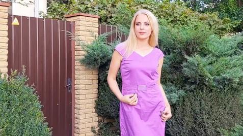 Dana Cherkasy 41 y.o. - intelligent lady - small public photo.