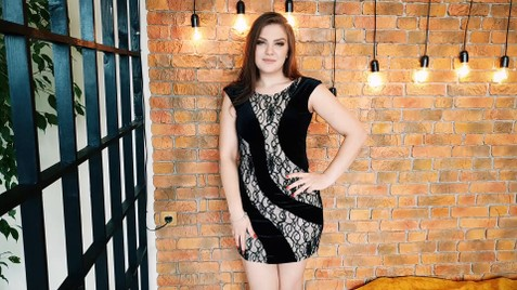 Anna Ivano-Frankovsk 19 y.o. - intelligent lady - small public photo.