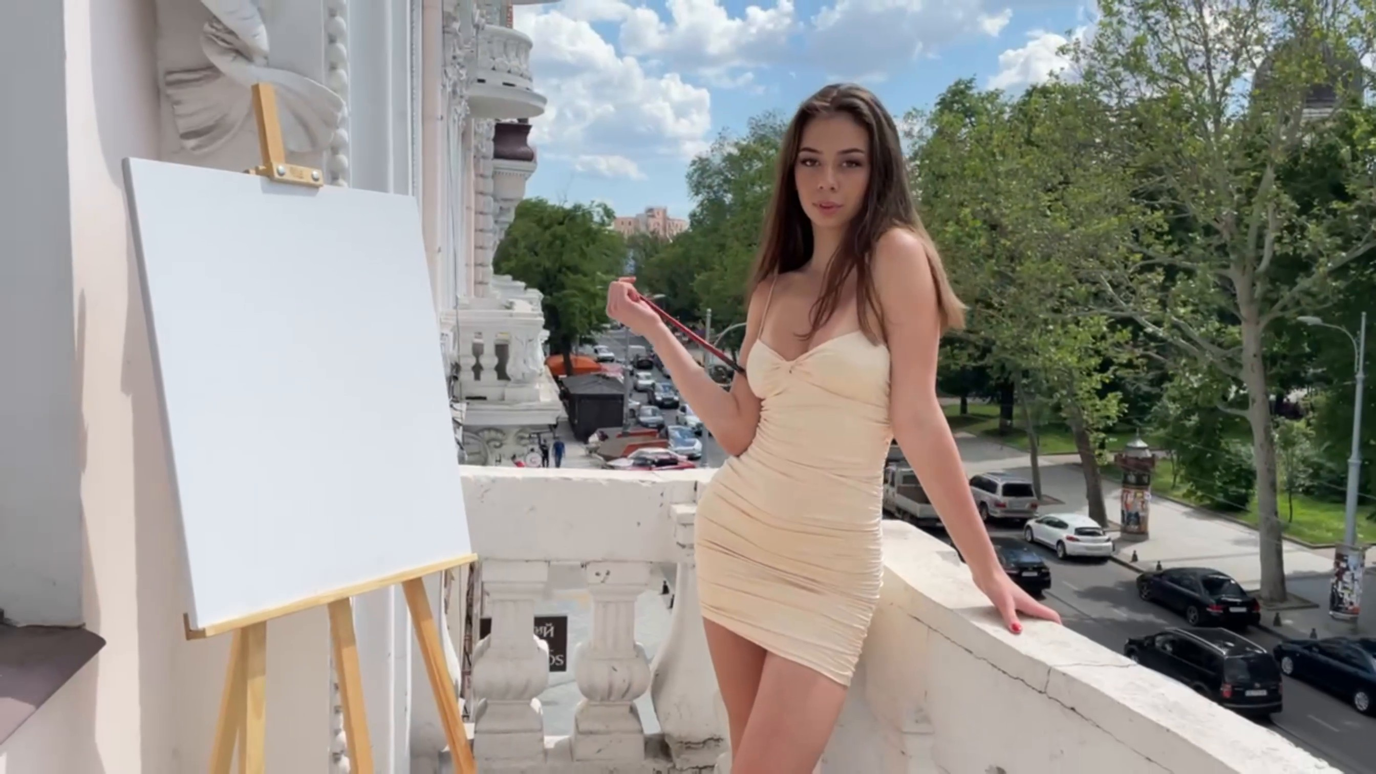 Sasha Nikolaev 19 y.o. - intelligent lady - small public photo.